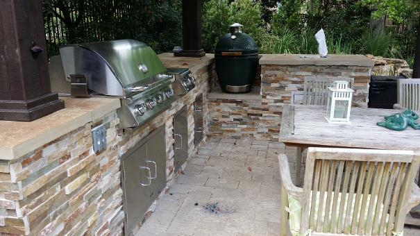 Outdoor Kitchen Spring TX